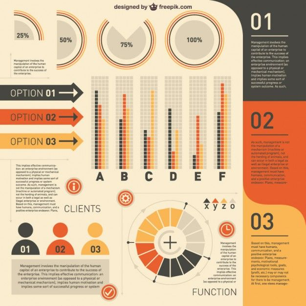 Free infographic templates illustrator | Infographics ...