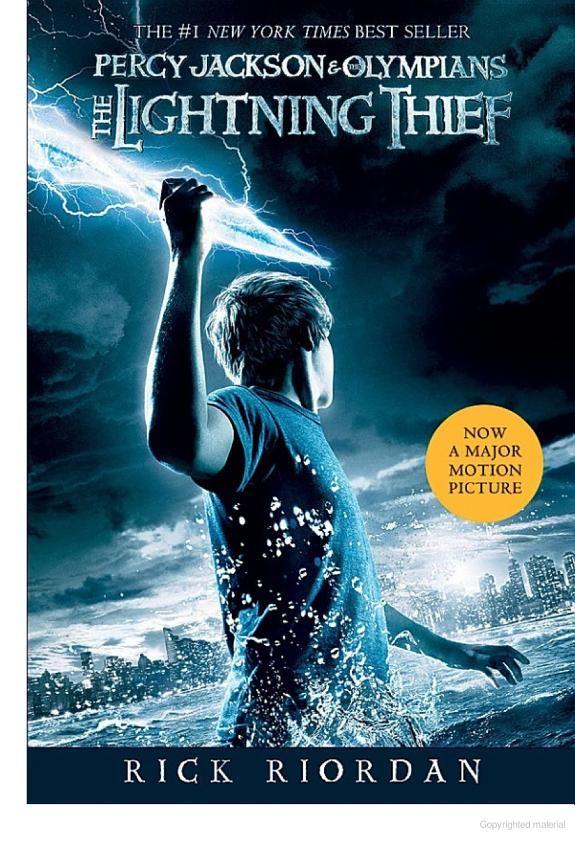 The Lightning Thief Percy Jackson Movie The Lightning Thief Percy Jackson Lightning Thief