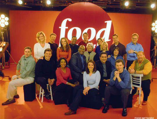 food network stars