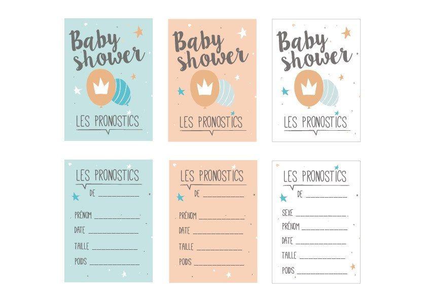Epingle Sur Baby Shower Jeux