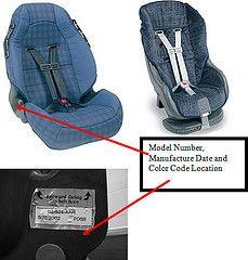 Dorel Recalls More COSCO Car Seats