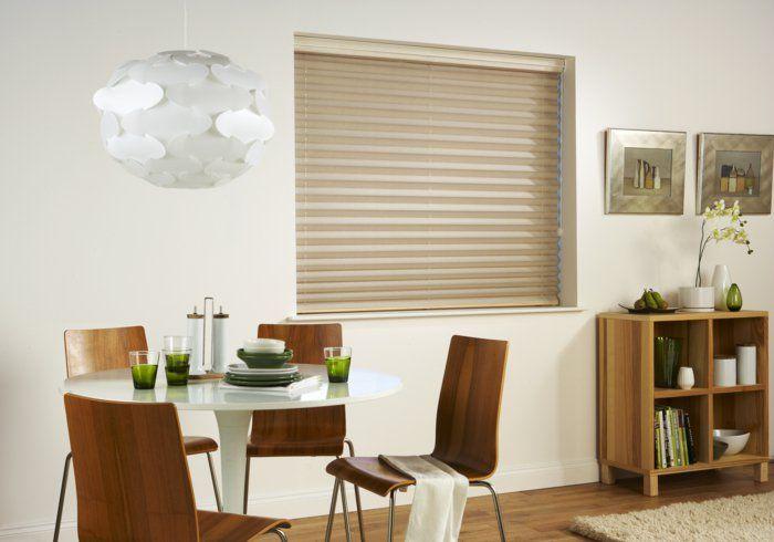 essecken design runder esstisch holztextur stühle - Küche Möbel - essecken für küchen