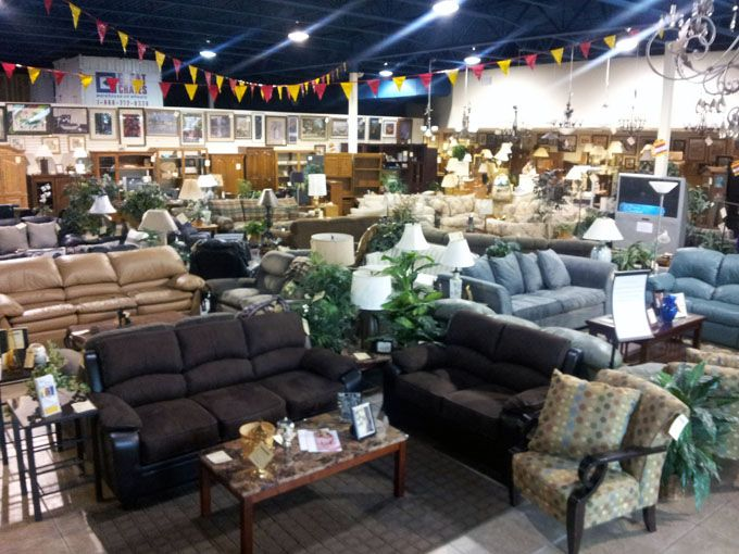 It Doesnu0027t Take A Miracle To Find Quality Used Furniture Around Town, And