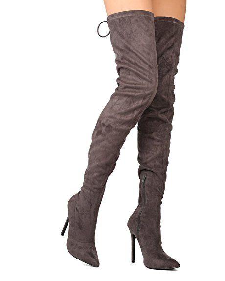 Womens Thigh High Boots