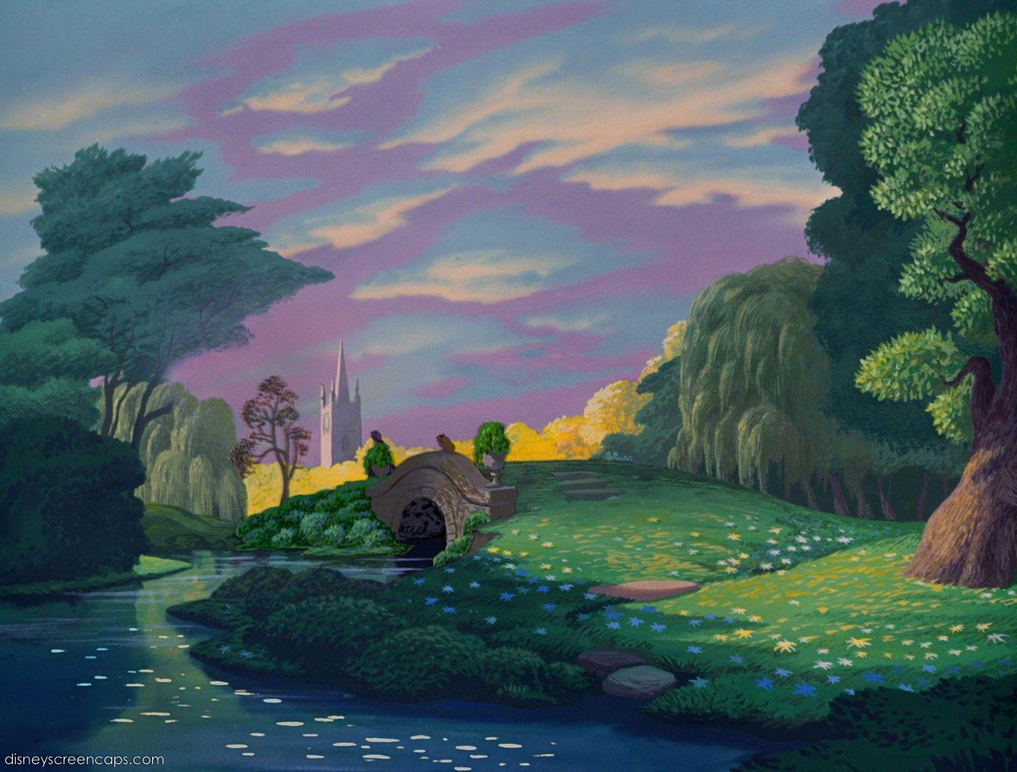 Backdrop  Alice au pays des merveilles, Pays des merveilles, Fond