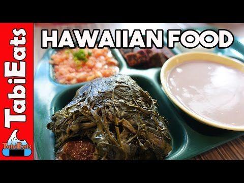 awesome hawaiian food in honolulu hawaii highway inn food review
