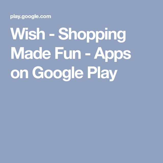 Fun apps on google play