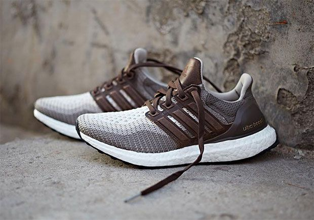 "1dae31993 The adidas Ultra Boost gets tastier than ever with this ""Chocolate""  colorway that will hopefully be on the way to retail in the near future."