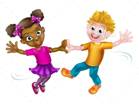Children Dancing Kids Dance Dance Images Cartoon Kids