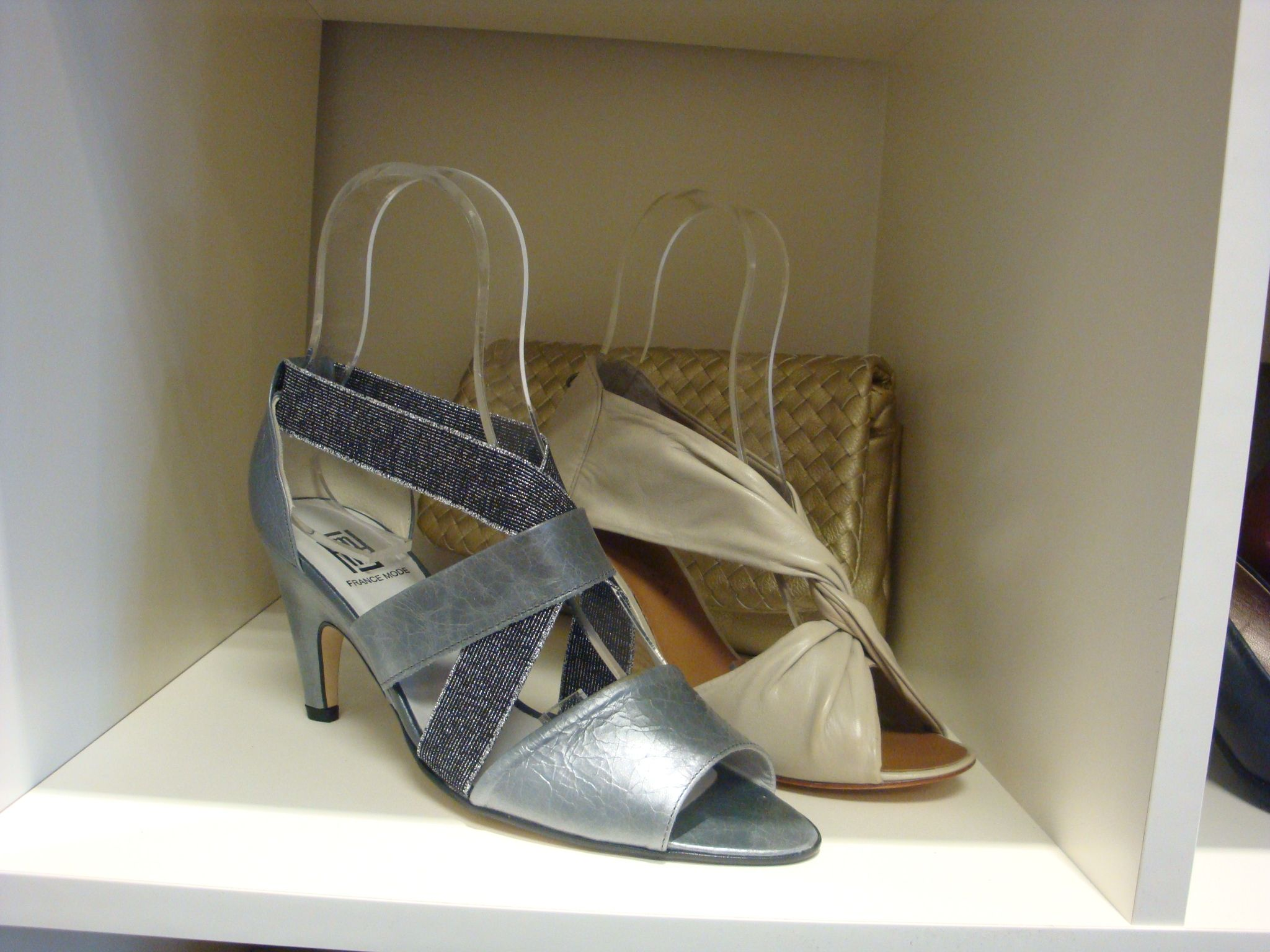France Mode shoes and Christopher Kon purse