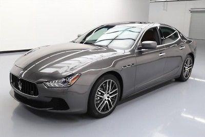 Beautiful Maserati 2015 Ghibli