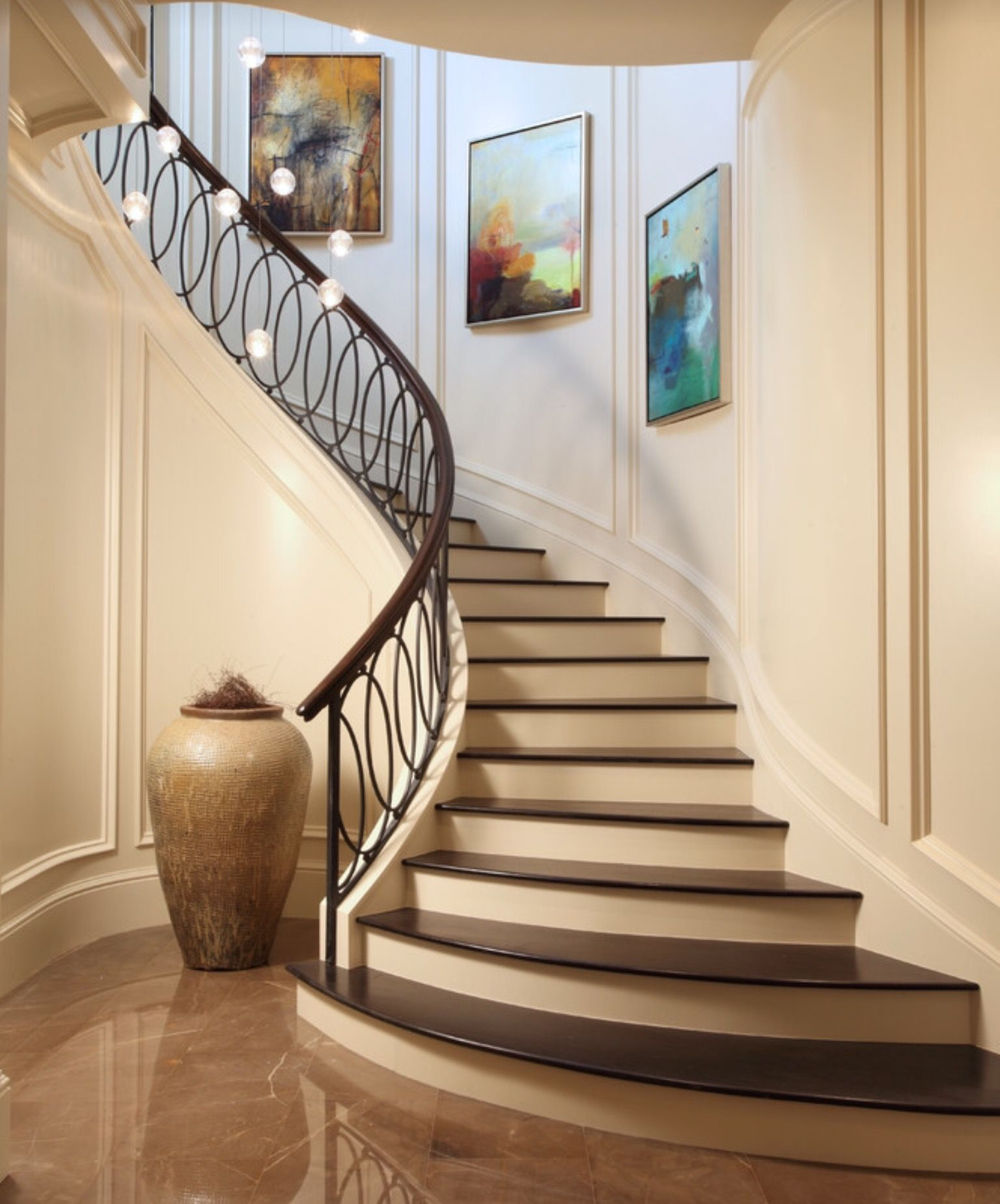 Best Idea By Mir Cev On Stepeniste Wrought Iron Stair Railing 400 x 300