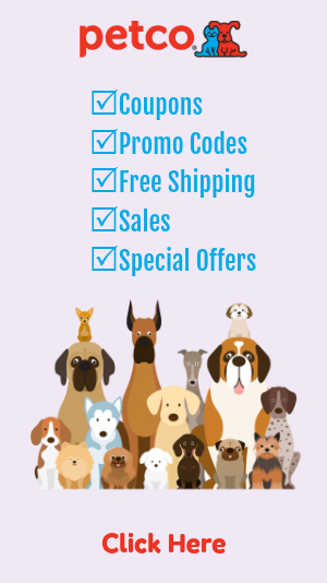Bookmark And Pin This List Of The Latest Petco Coupons And Deals For Pets In 2020 Petco