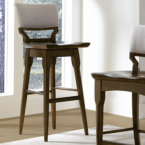 Inspirational Swivel Bar Stool 30