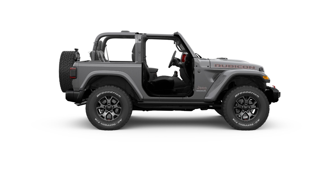 Build Price Your New Jeep Gladiator Wrangler More