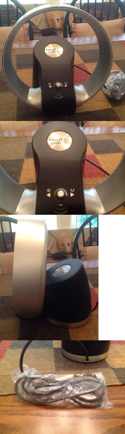 Heat recovery ventilator ebay - Other Home Heating And Cooling 20598 Edenpure 12 Comfort Air Bladeless Fan W Remote