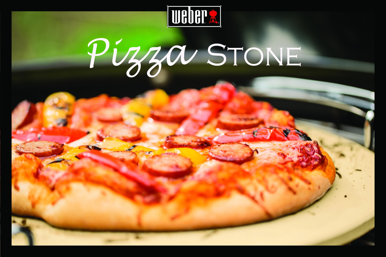 Weber Elektrogrill Im Regen : Weber original gourmet bbq system pizza stone weber weber
