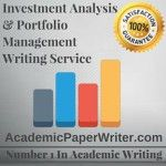Investment Analysis Portfolio Management Assignment Help
