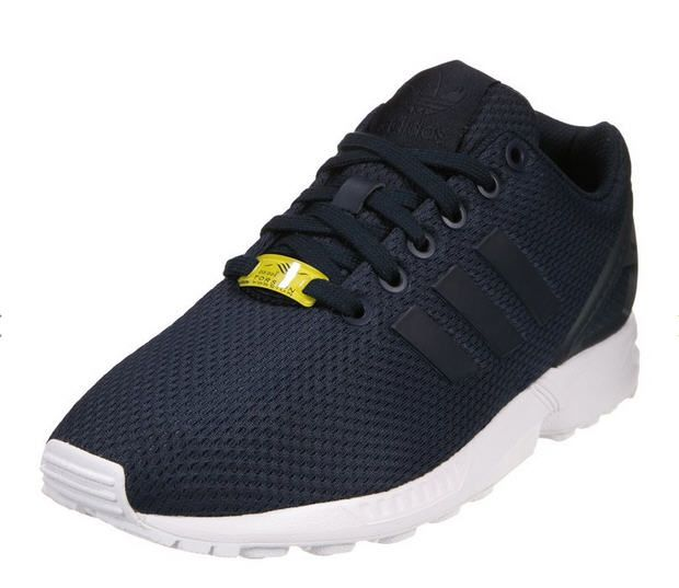 adidas originals zx flux - baskets basses - noir