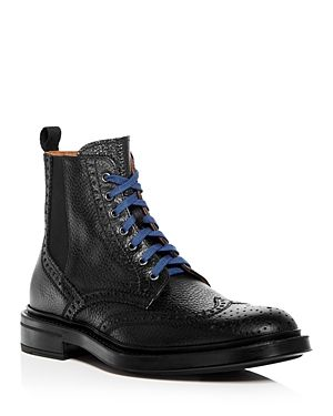 1a1ab605eb8 AQUATALIA MEN S LAWRENCE WEATHERPROOF LEATHER BOOTS.  aquatalia  shoes