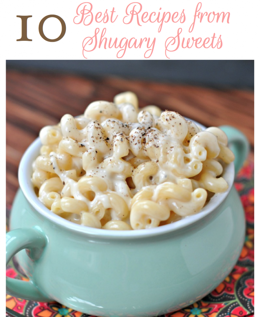 10 Best Recipes of Shugary Sweets