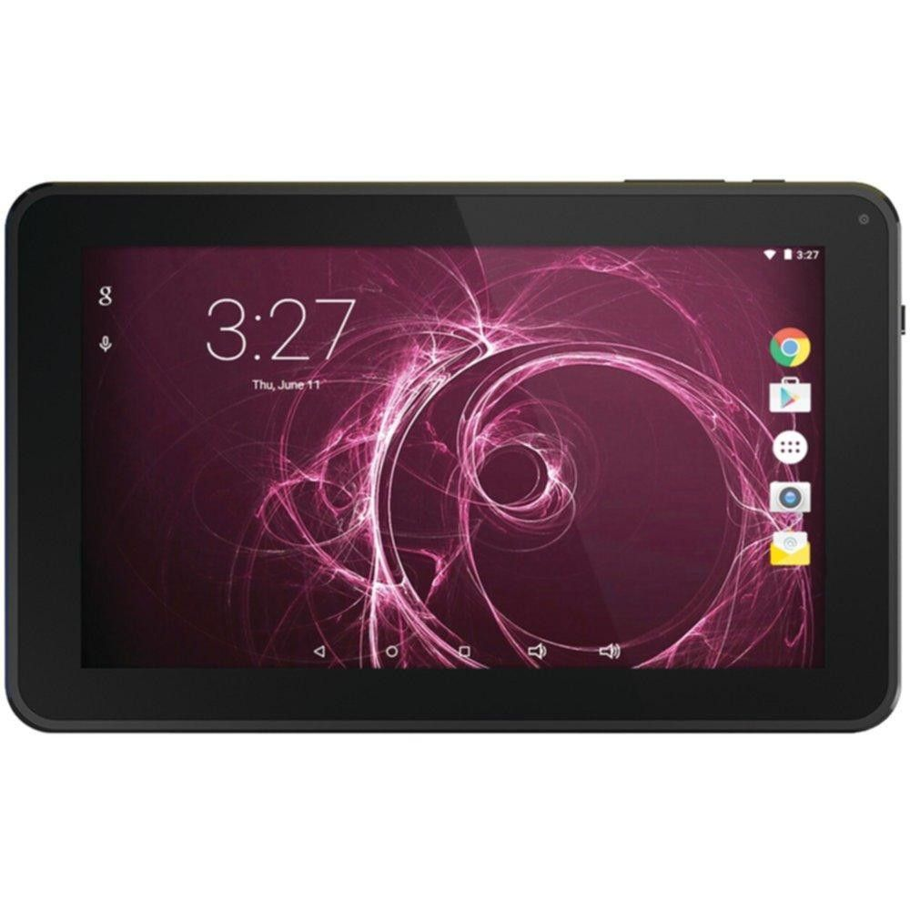 Hipstreet 9DTB39-8GB 9 Quad Core, Android 5.0 Lollipop, includes Microsoft Apps, 1GB-8GB, Front-Rear cameras, BT, Black
