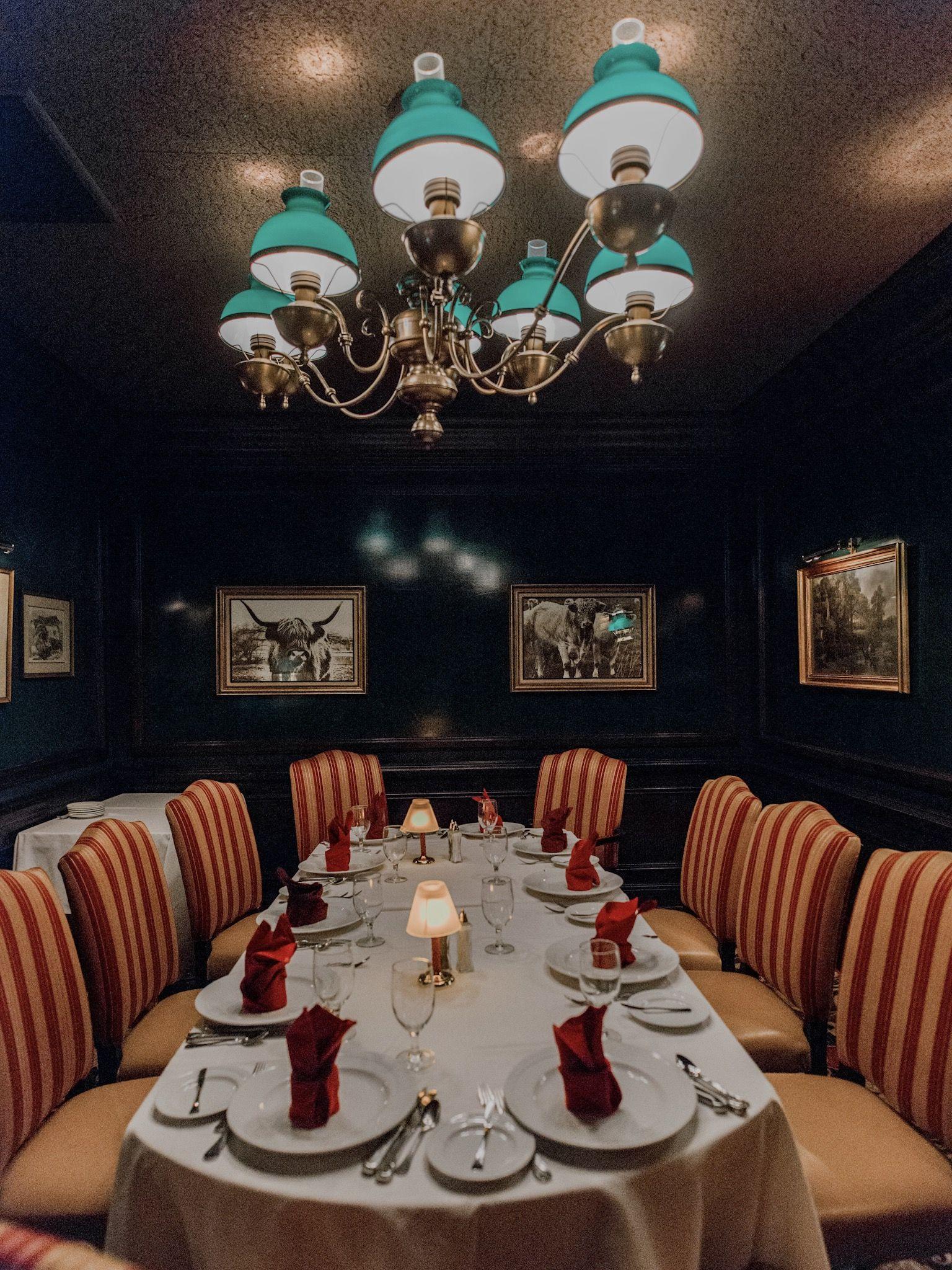 Best Dinner In Las Vegas The Steak House Ivana Jorgensen Best Steakhouse Steakhouse Houses In Vegas