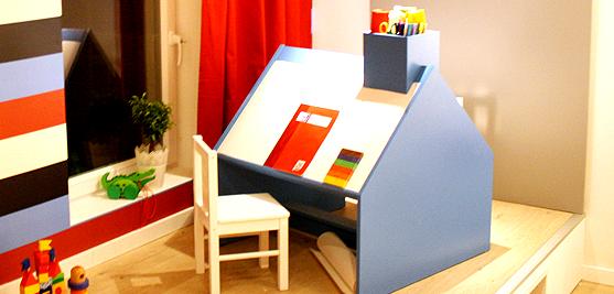 Zuhause im Glück - Basteltipp - Kinder-Maltisch | (Mal)tische ...