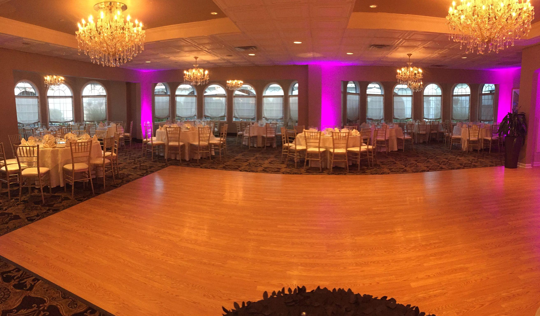 Elegant Venetian Banquet Hall
