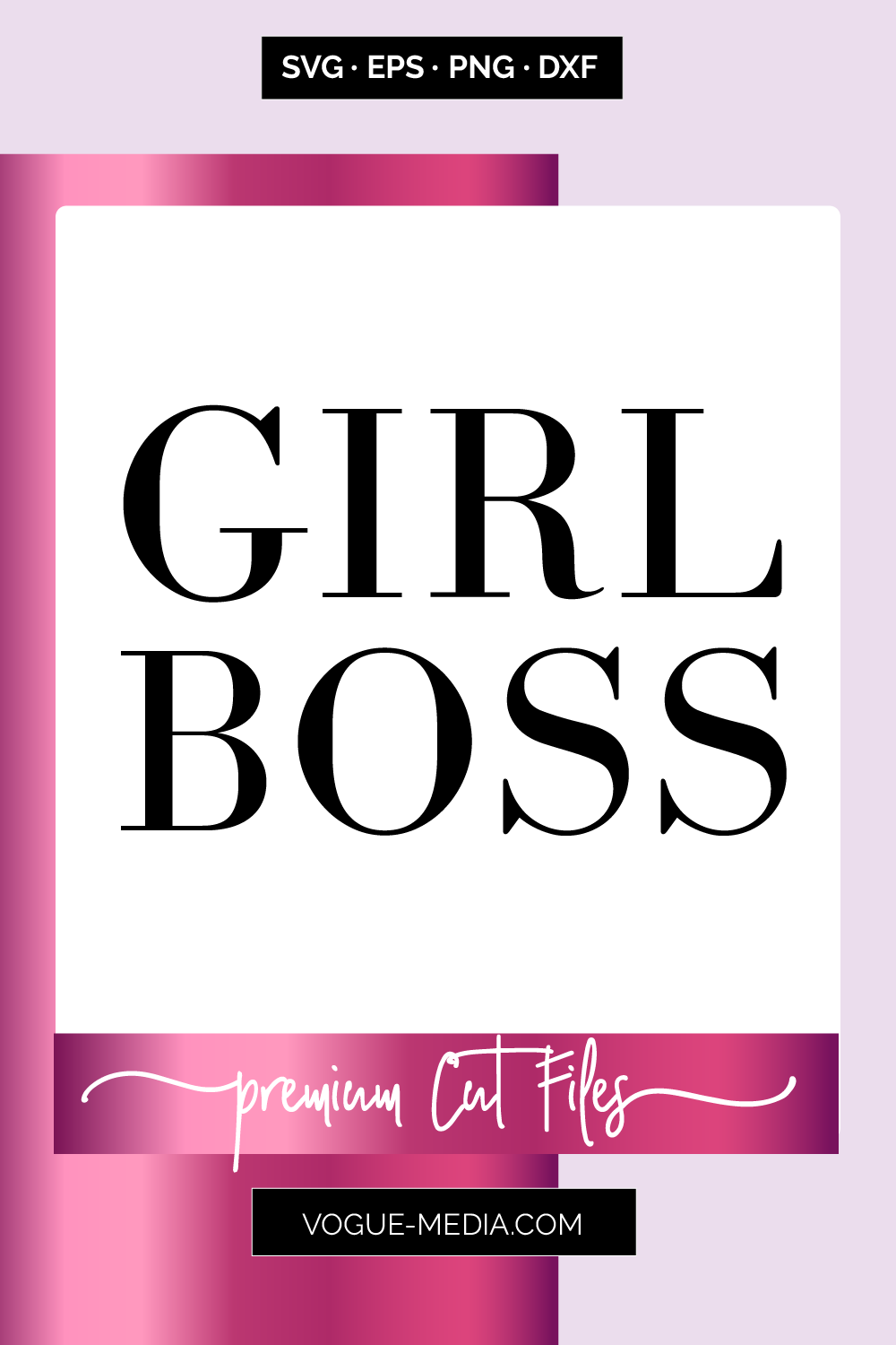 49+ #Girlboss Cut File SVG