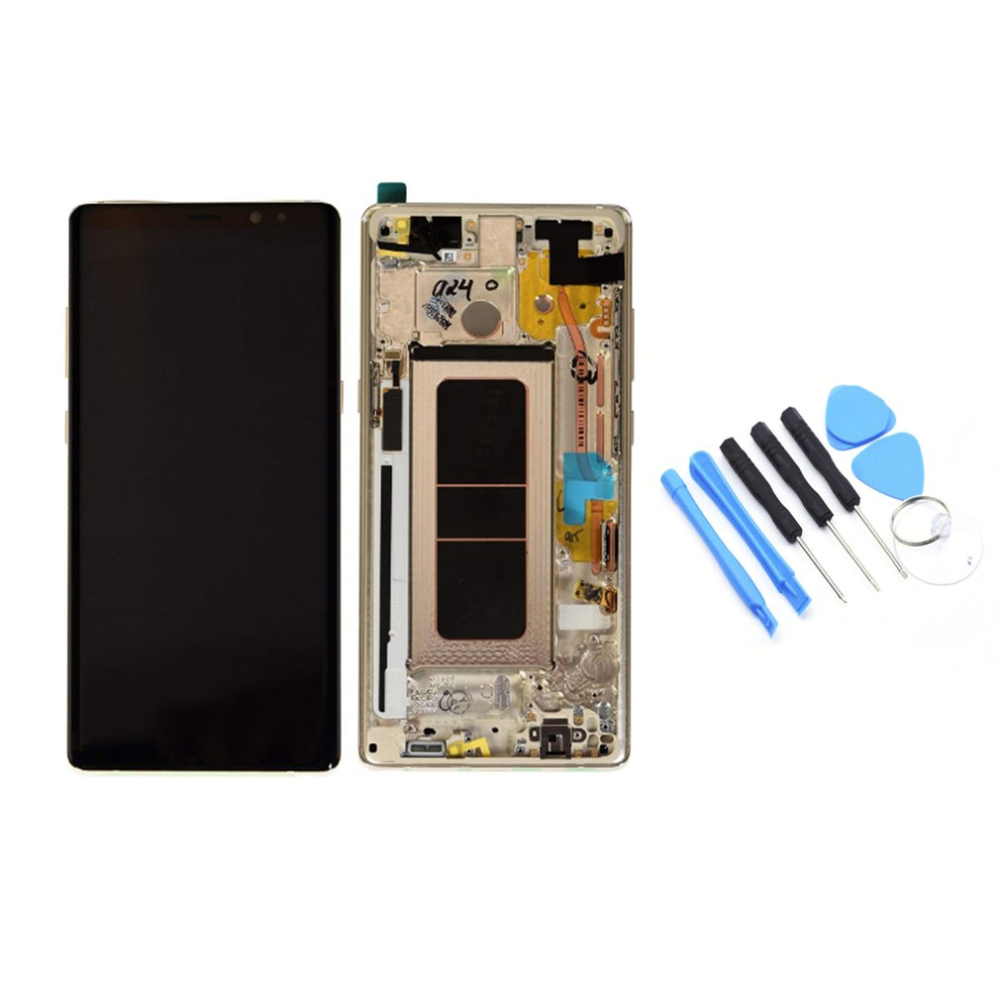 for Samsung Note8 Smartphone LCD AVTP Display Replacement Assembly Repair Deals - PhoneSep.com
