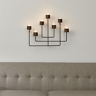 Circuit Metal Wall Candle Holder In 2020 With Images Wall Candle Holders Metal Wall Candle Holders Candle Holders
