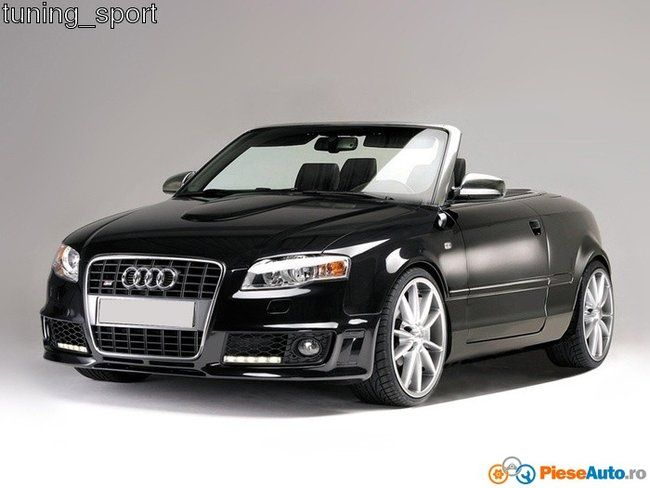 poze kit exterior audi a4 b7 8h cabrio body kit rs4 look. Black Bedroom Furniture Sets. Home Design Ideas