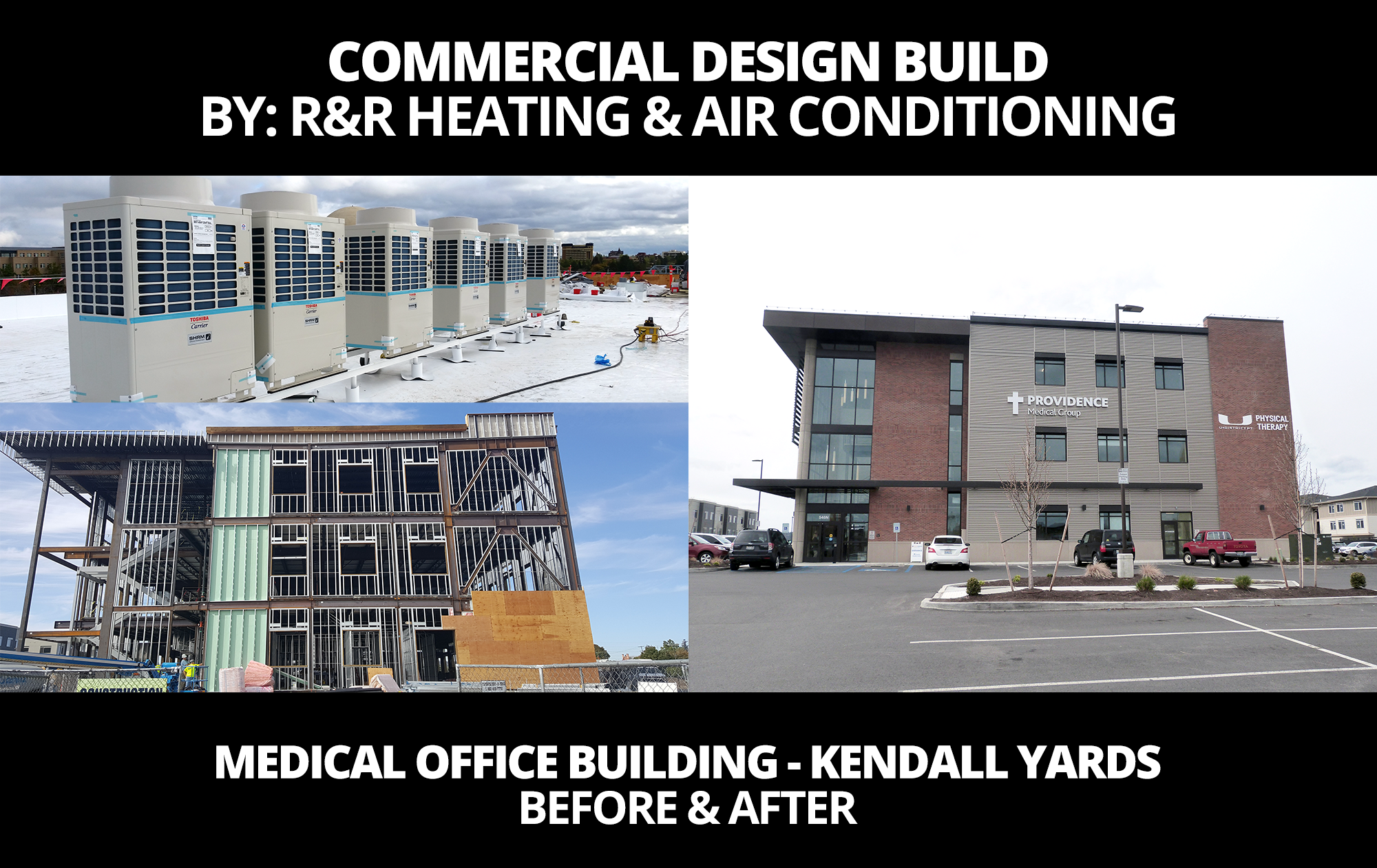 Commercial Design Build Commercial design