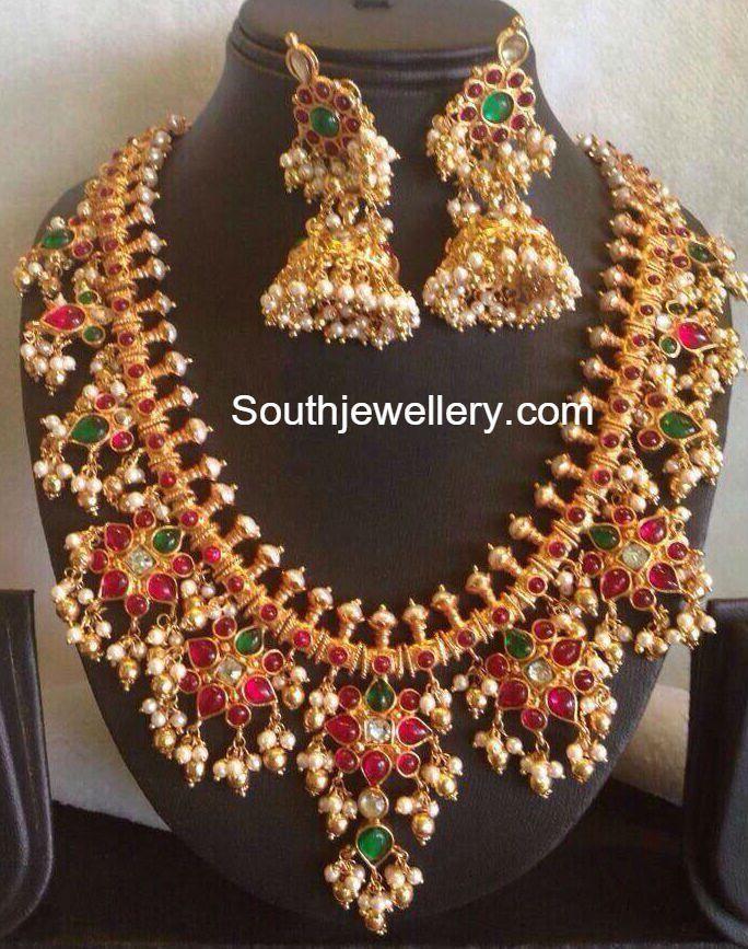 75e421d17ec71 Gutta poosalu | Earrings in 2019 | Jewelry, Indian jewelry, Indian ...
