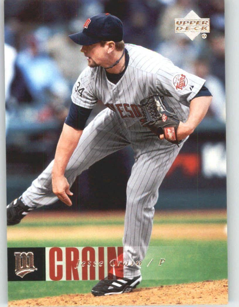 2006 Upper Deck 690 Jesse Crain - Minnesota Twins (Baseball Cards) *** For more information, visit image link.