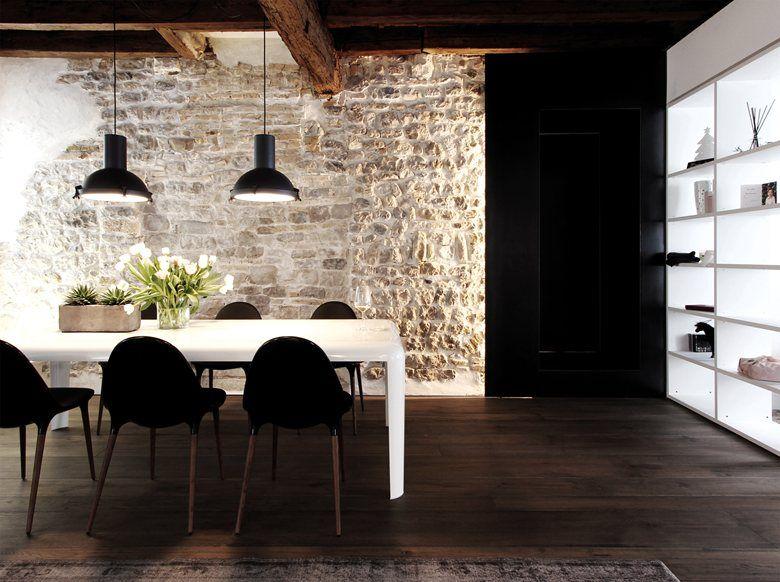 Colori Pareti 2016 : Appartamento trvsl spilimbergo corde architetti associati