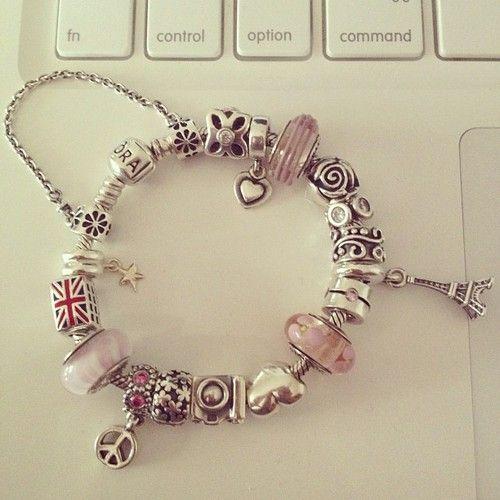 I want my husband to get me a Pandora bracelet