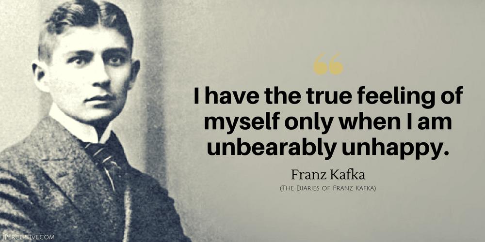 Franz Kafka Quotes - iPerceptive ~ Franz Kafka\'s works and ...