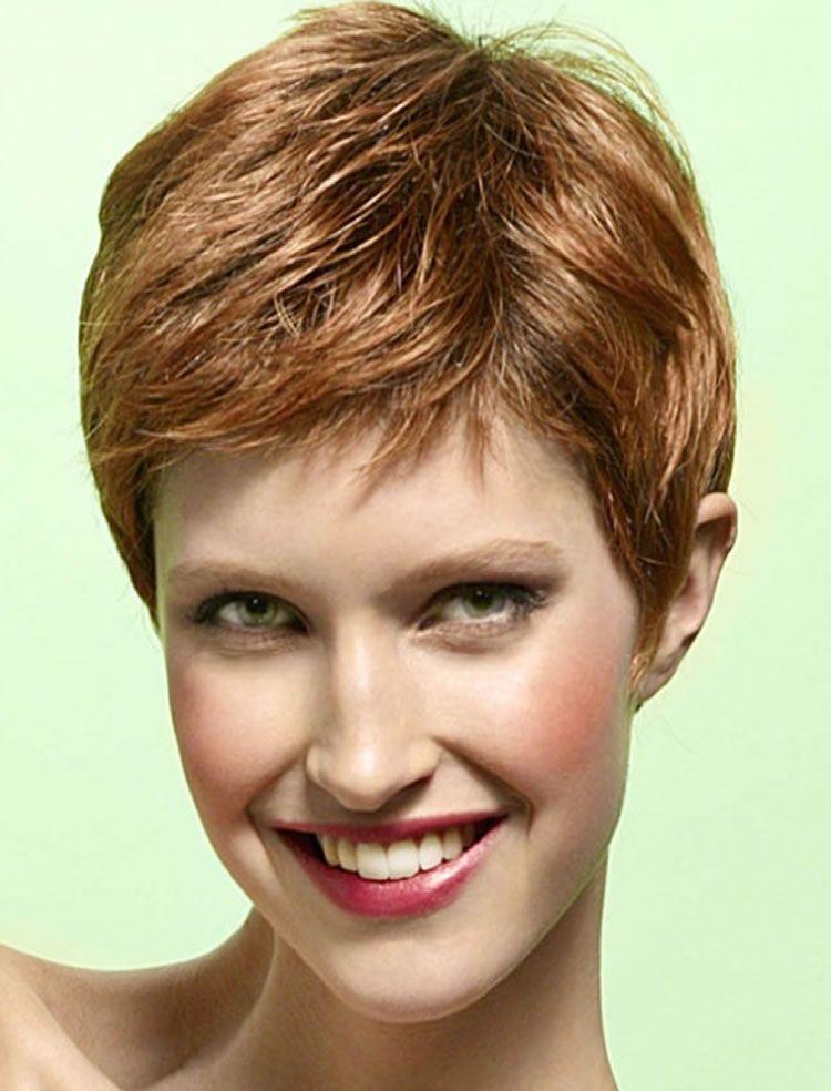 53 Pixie Frisuren für kurze Haarschnitte Stilvolle einfach zu