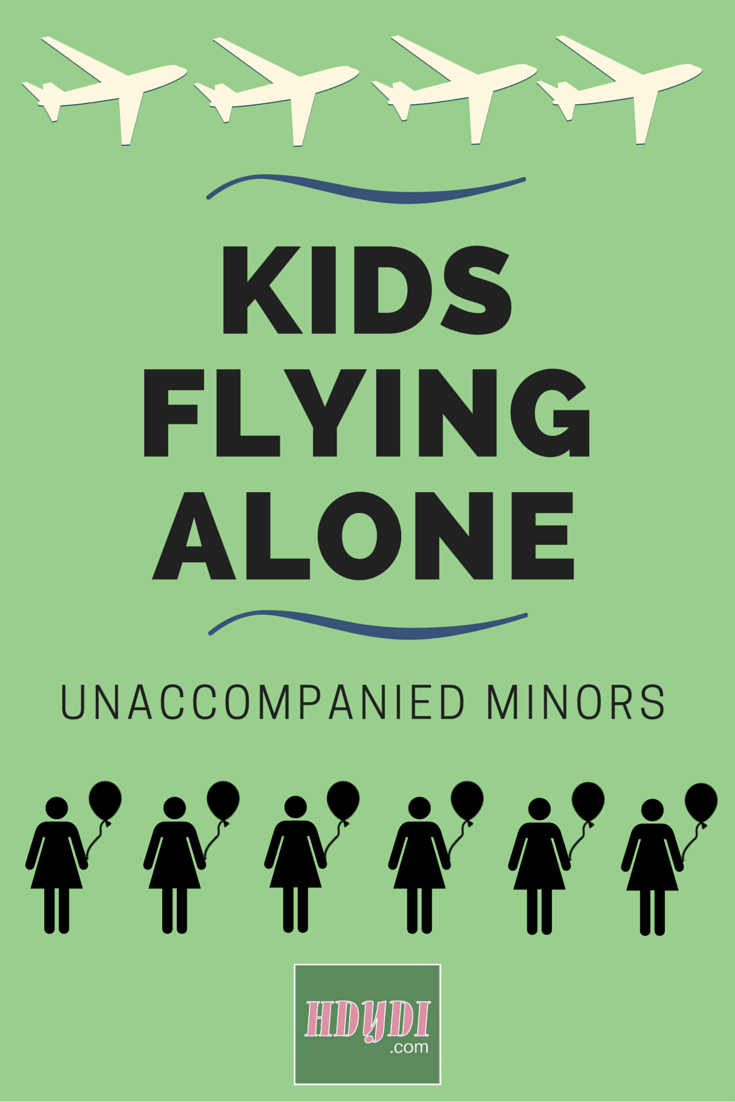 One mother's experience putting her children on a plane ...