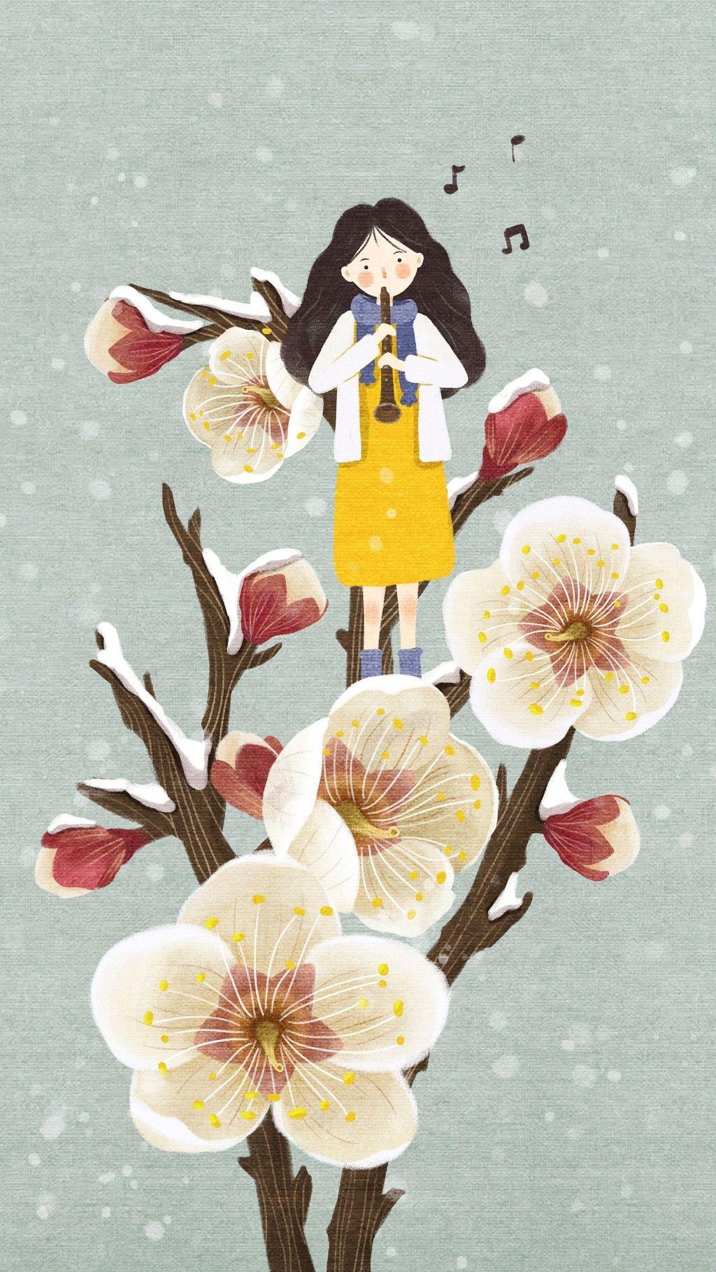 Pin by ROSE on Wallpaper 2 Anime art girl, Artsy