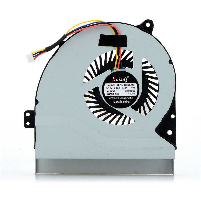 Asus K75A Power4Laptops Replacement Laptop Fan for Asus A75V Asus K75VJ Asus K75VD Asus K75DE