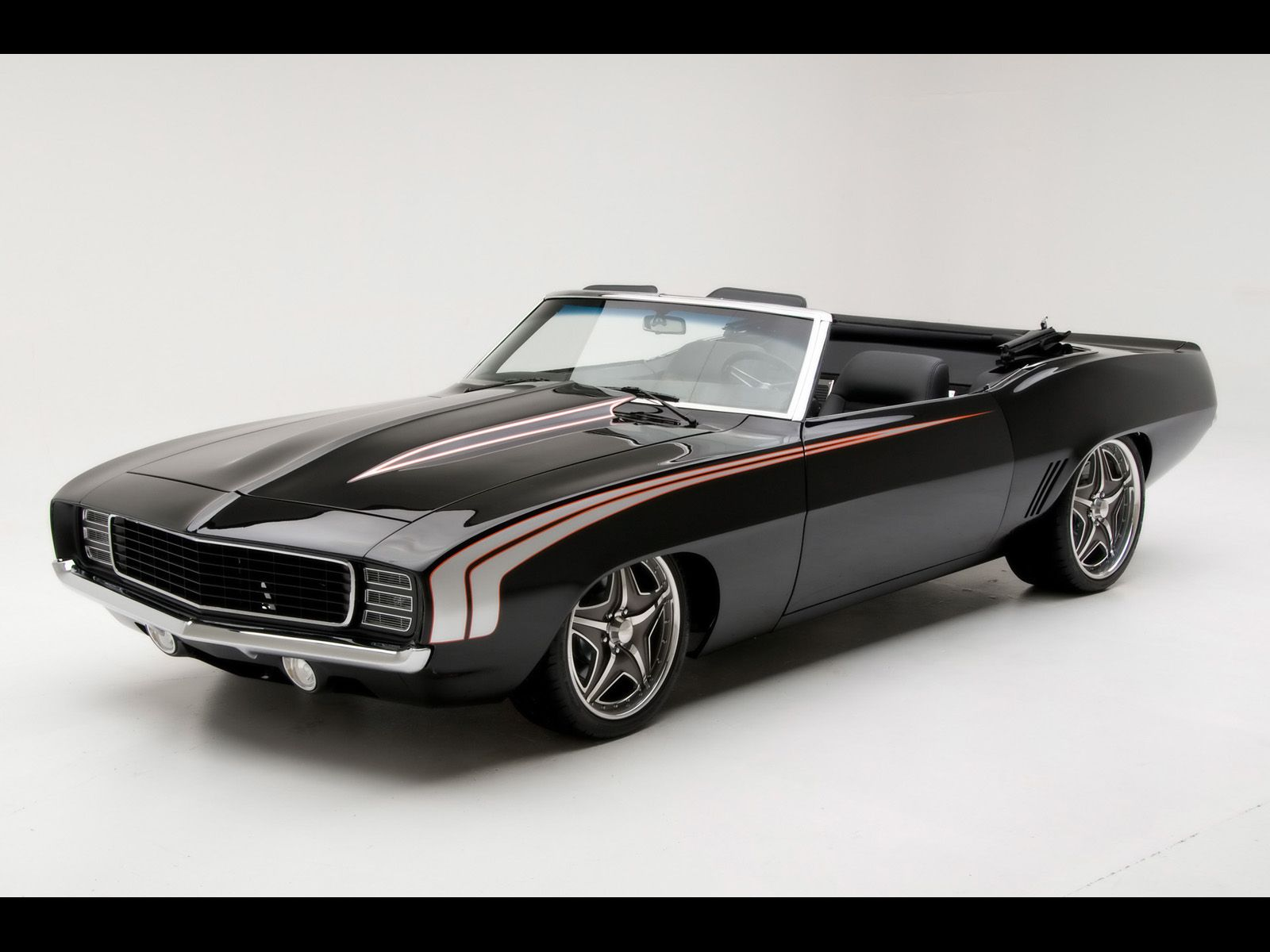 1960s muscle cars photos | ... Supercar by Modern Muscle - Side ...