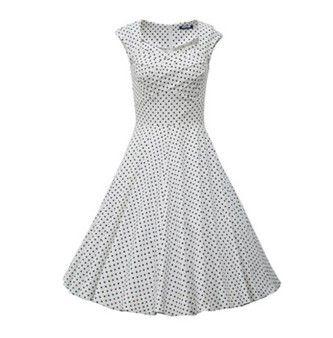 Dámské značkové šaty ACEVOG letní bílé – dámské šaty + POŠTOVNÉ ZDARMA Na  tento produkt se vztahuje nejen zajímavá sleva edbaefb4a0