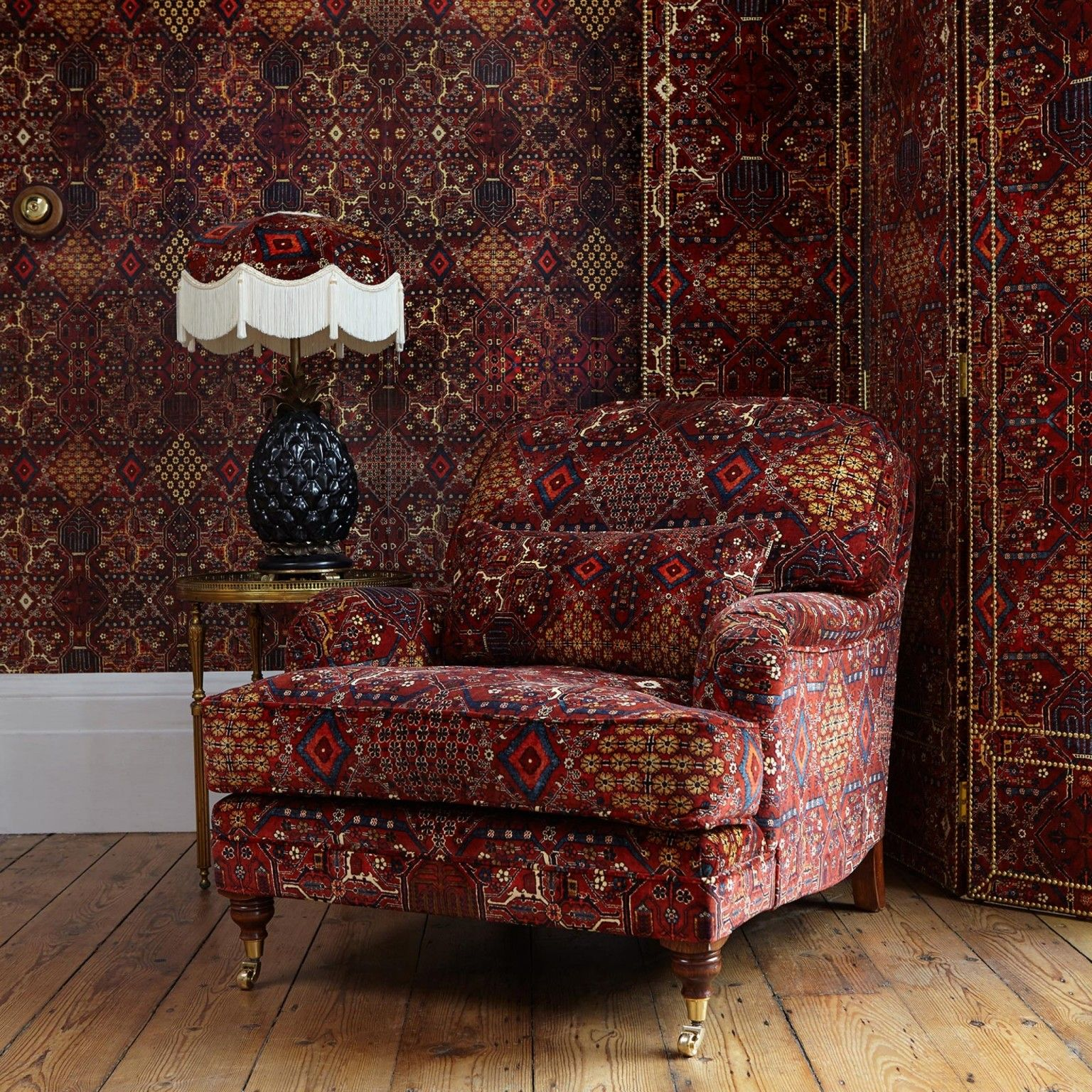 House of Hackney MEY MEH Wallpaper LOOM Pinterest