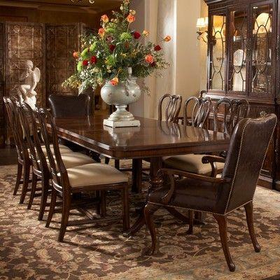 hyde park double pedestal chicago furniture toms price furniture rugs design