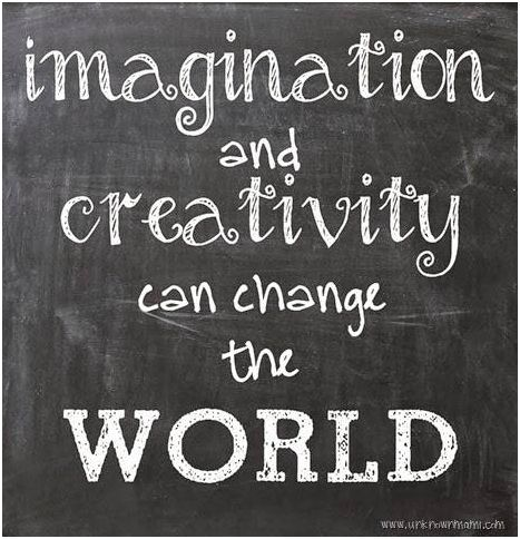 Imagination And Creativity Quotes Central Com