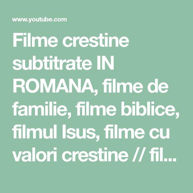filme de familie subtitrate in romana