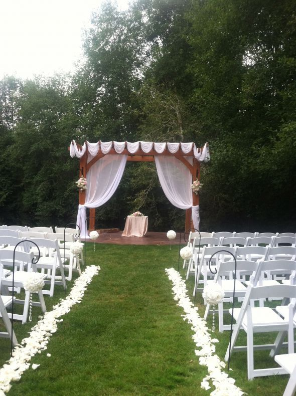 Wedding Pergola Google Search